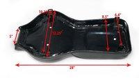 Royal Enfield Bullet Dual Black Leatherite Seat