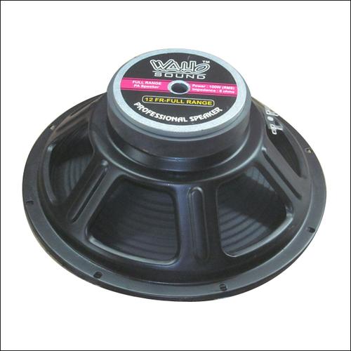 12 FR Full Range Speaker