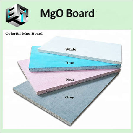 Colourful Fireproof MgO Board