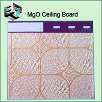 Acoustic MgO Ceiling Board