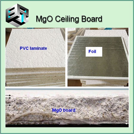 MgO Ceiling Panel