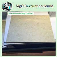 MgO Sheet