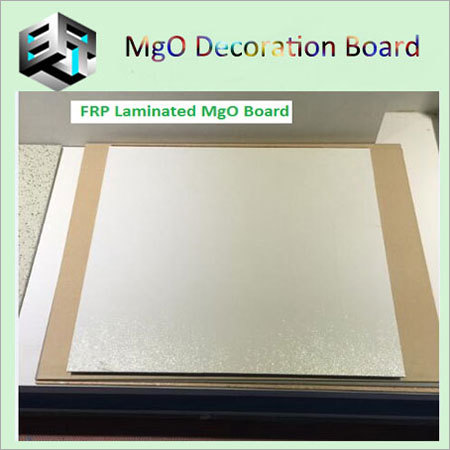 FRP Laminated MgO Board
