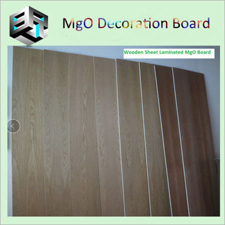 Timber Coated Mgo Board