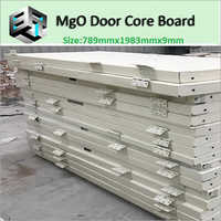 Fireproof Door Core Board