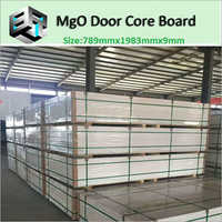 Fire Door Core Board