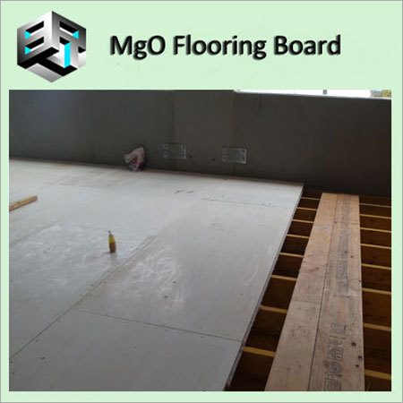 Fireproof MgO Flooring Board