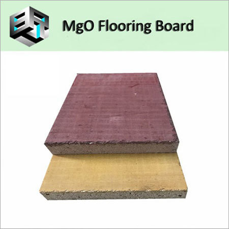 MgO Flooring Board