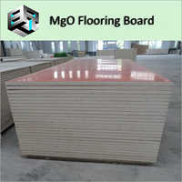 MgO Board For Floor And Container