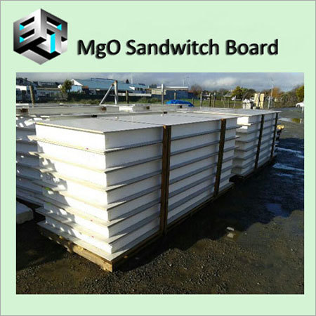MgO EPS Sandwich Wall Panel