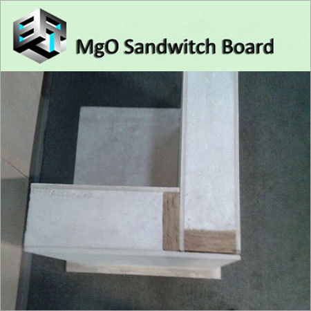 MgO Structural Insulated Panel