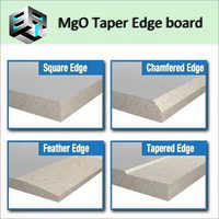 Magnesium Oxide With Taper Edge
