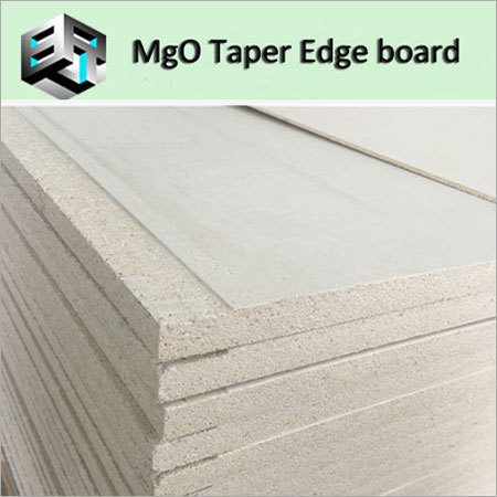 Tapered Edge MgO Board