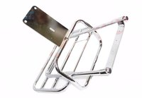 Vespa Carrier Rear Folding Rack Chrome Plated PX PE T5 Stella Models