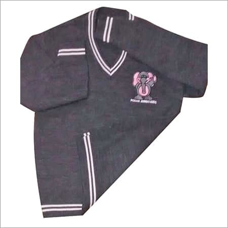 Kids School Uniform Sweater