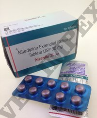Nicardia xl 30 mg tablets