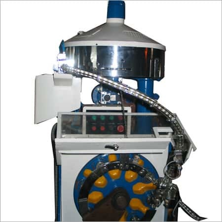 Aluminium Bottle Cap making Machine
