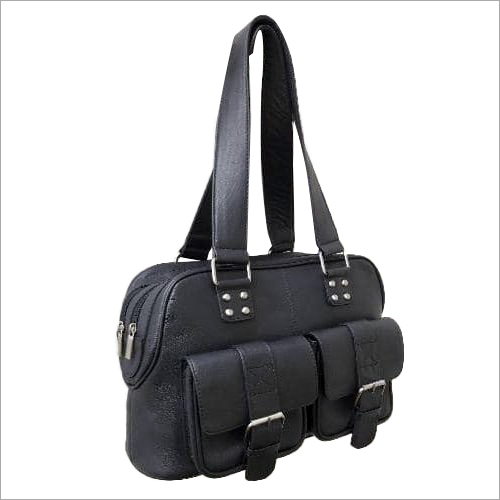 f19422d88ce Ladies Leather Handbags - Ladies Leather Handbags Exporter   Manufacturer,  Kolkata, India