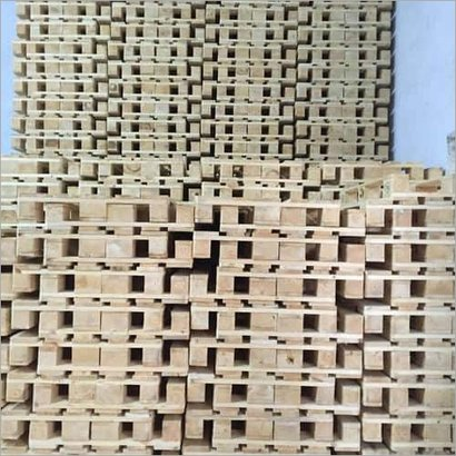 Wood Shipping Pallet