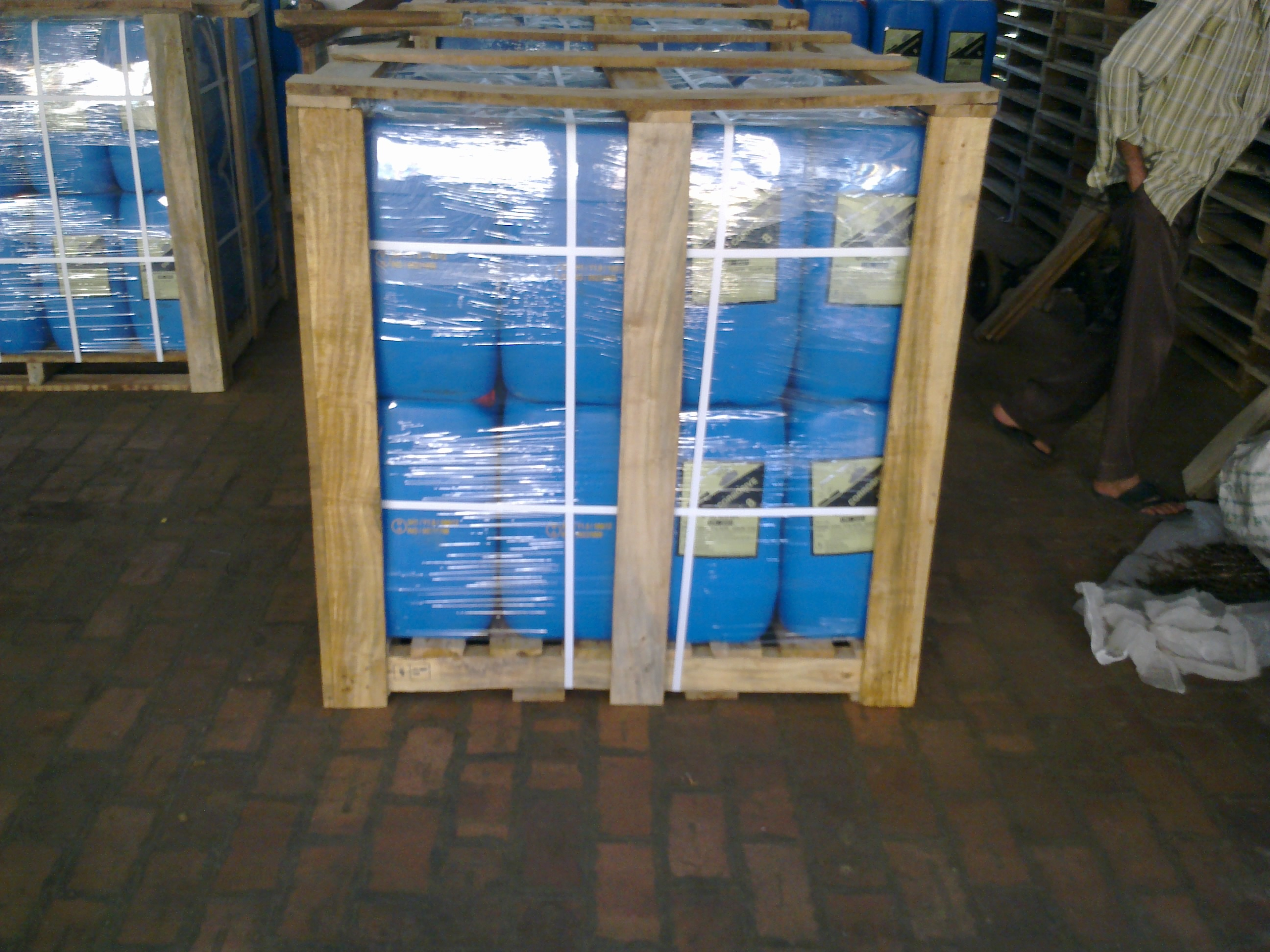Heavy Duty Wooden Crates
