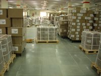 Palletization Services