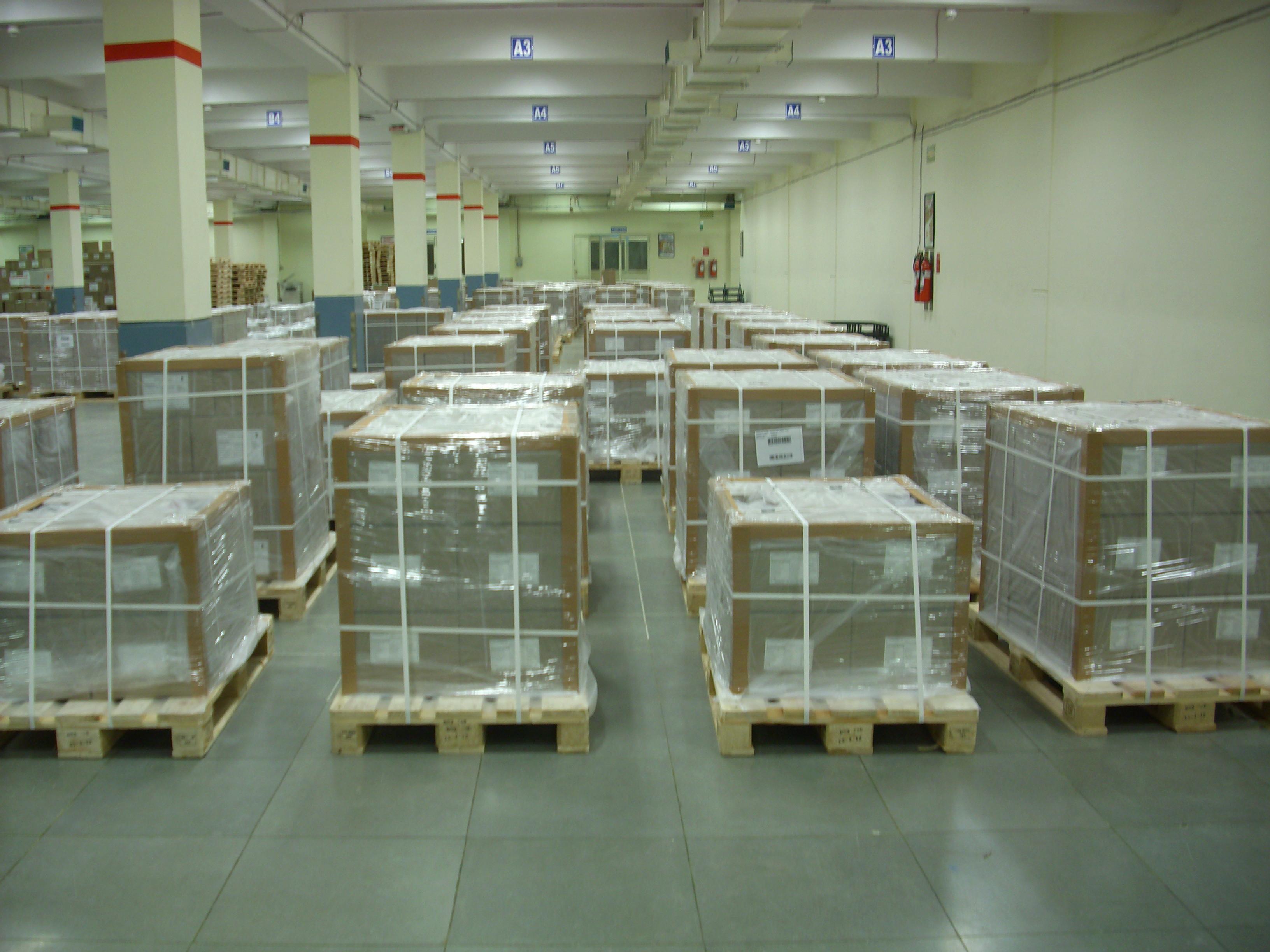 Palletization Services