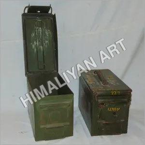 IRON ARMY BOX