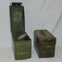 IRON ARMY BOX