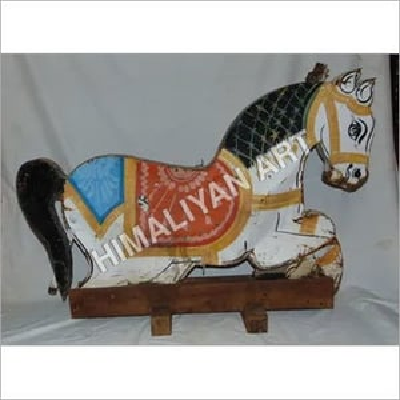IRON DECORATIVE HORSE