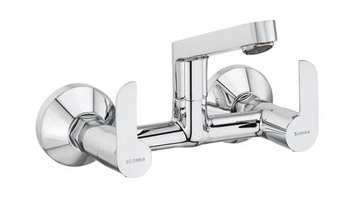 Sink Mixer With Swivel Casted Spout