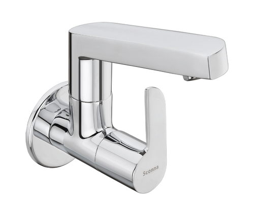 Sink Tap With Swivel Casted Spout