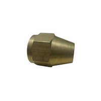 Brass Flare Union Nut