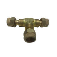 Brass Tee Fittings