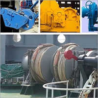 Marine Engine Room Machinery