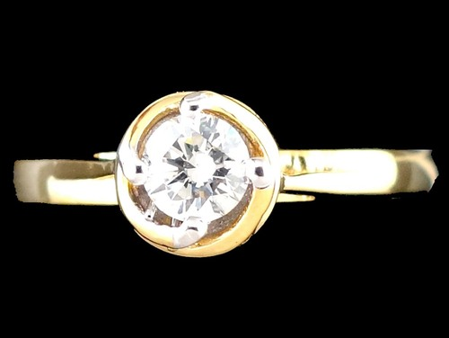 Diamond Ring Round Shape
