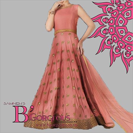 Ladies Fancy Gown