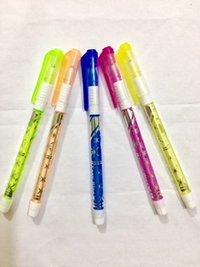 Rubber grip ball pen