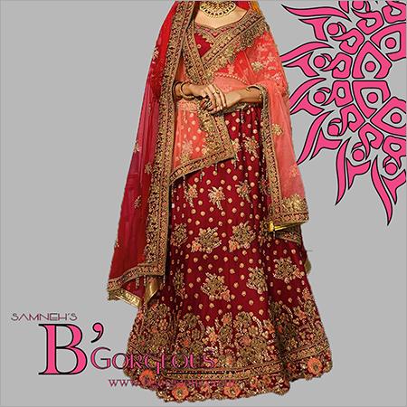 Bridal Heavy Lehenga