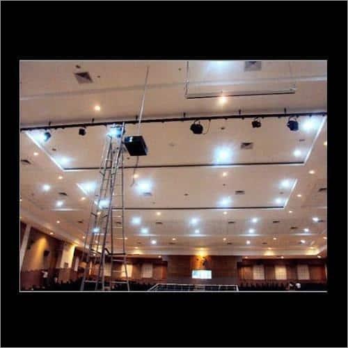Auditorium Stage Lighting System