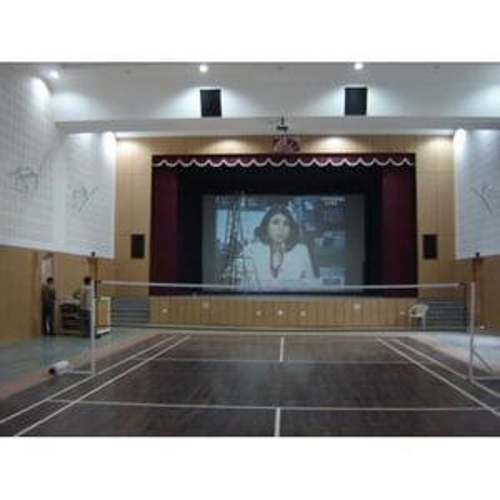 Auditorium Projection Screen