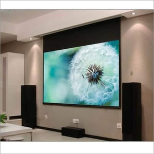 Office Projection Screen