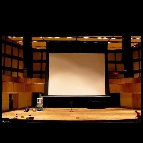 Digital Auditorium Projector System