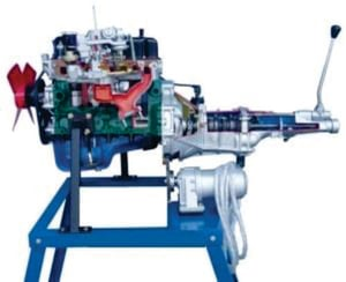 PETROL ENGINE -AUTOMATIC TRANSMISSION TRAINING EQUIPMENT