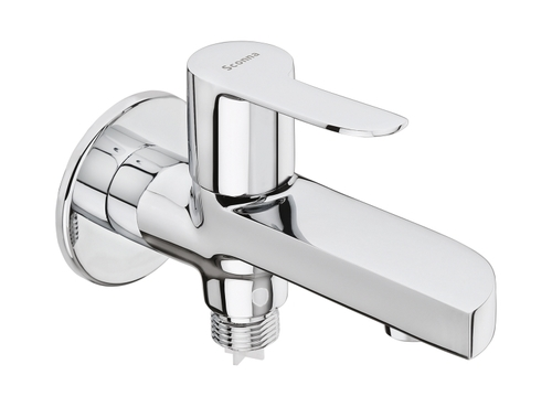 Two Way Bib Tap With Non Return Technology