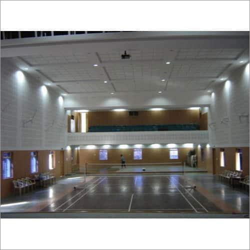 Auditorium Acoustic Work
