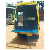 Customized Food Van Body