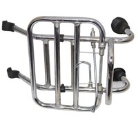 Vespa PX LML Star Speedy Stella Front Rack Carrier Chrome Plated