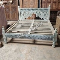 Palace WOODEN BED