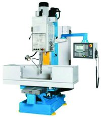 CNC PILLAR DRILLING MACHINE