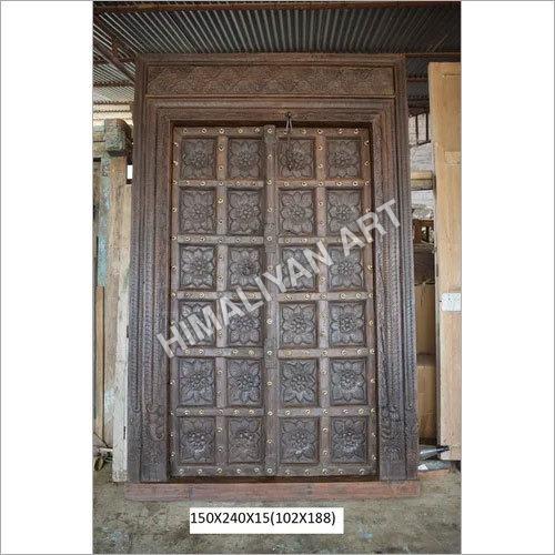 Wooden Antique Door